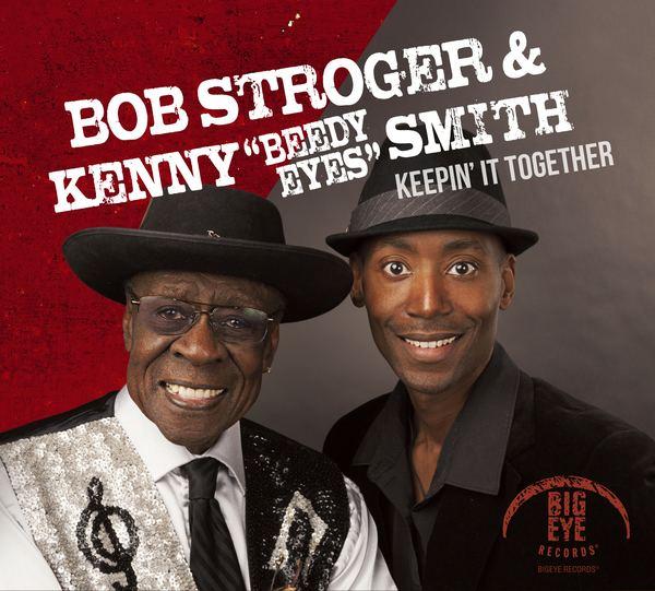 Bob Stroger Big Eye Records Music