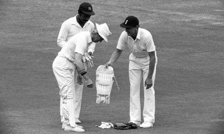 Bob Taylor (cricketer) 25 July 1986 Bob Taylor39s unexpected comeback Sport
