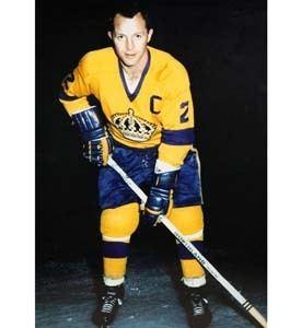 Bob Wall (ice hockey) Oh Captain My Captain Bob Wall CaliSports News