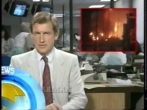 Bob Warman Central News Bob Warman promo 2003 YouTube