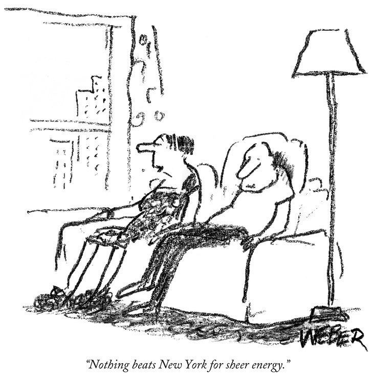 Bob Weber (cartoonist) The Indefinable Cartoonist Bob Weber The New Yorker
