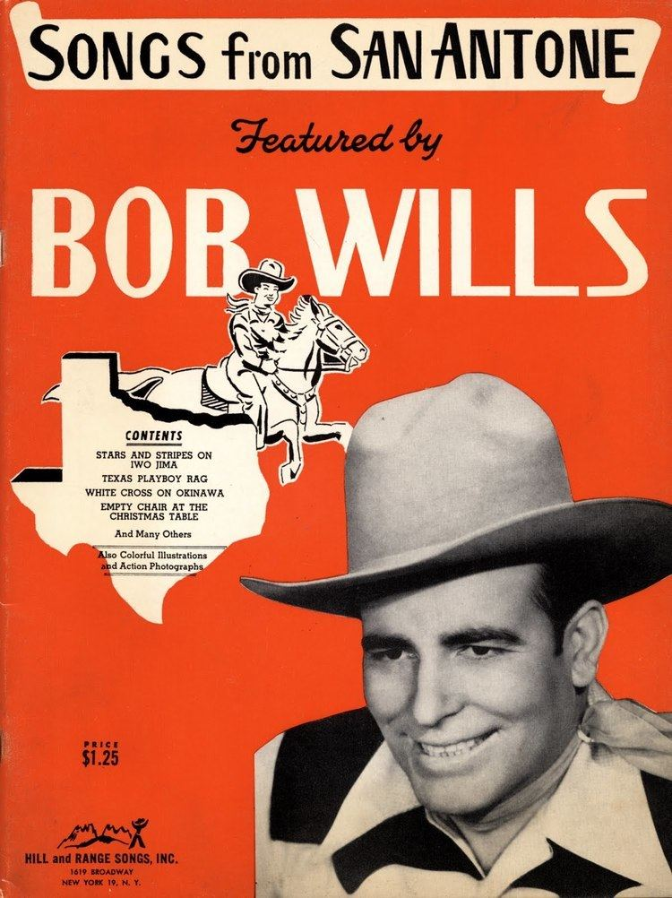Bob Wills GRCMC gt Artist of the Day Bob Wills and His Texas Playboys
