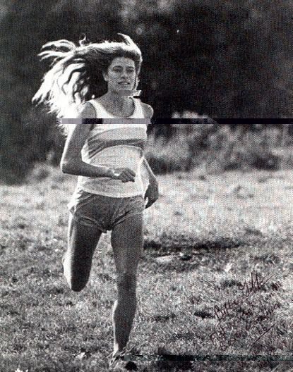 Bobbi Gibb Roberta Louise Gibb Bobbi Gibb The First Woman to Run