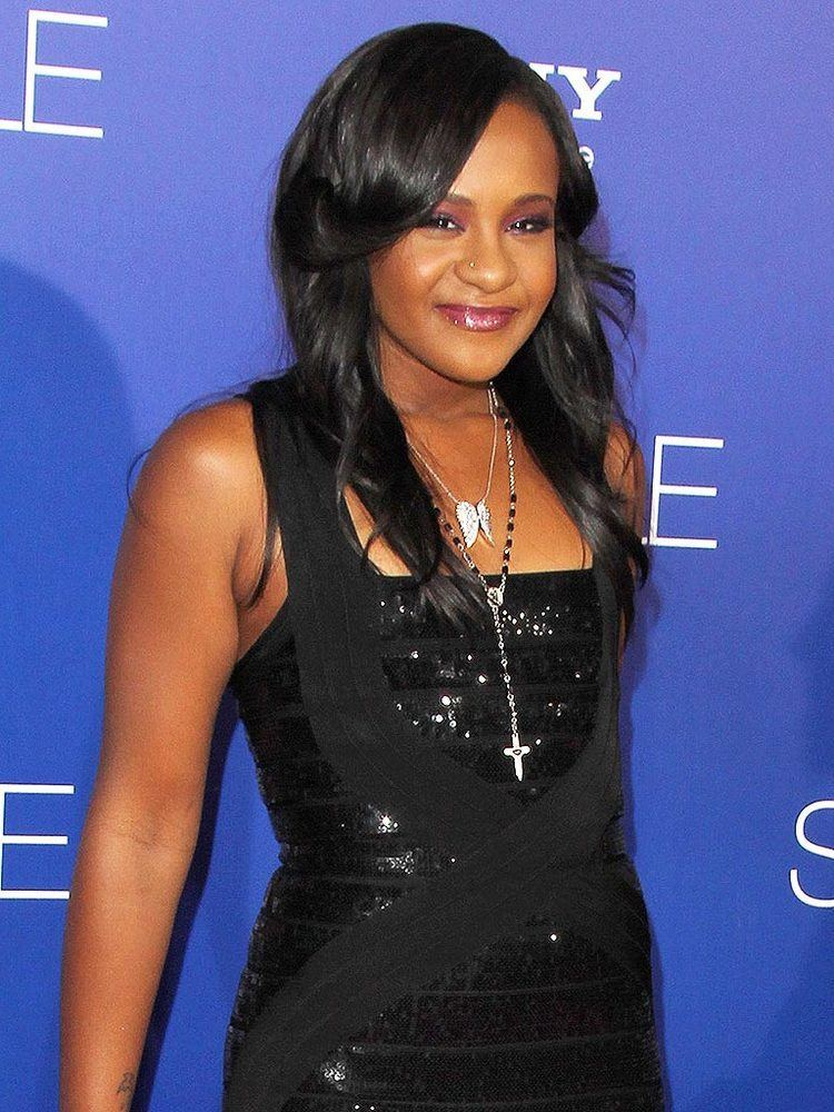 Bobbi Kristina Brown Bobbi Kristina Brown What Her Life Is Like Now Peoplecom
