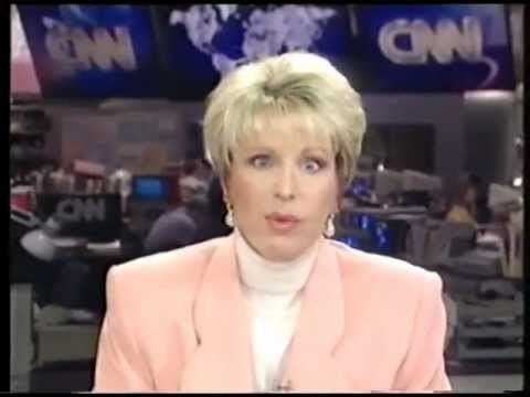 Bobbie Battista CNN World News with Bobbie Battista 1992 YouTube