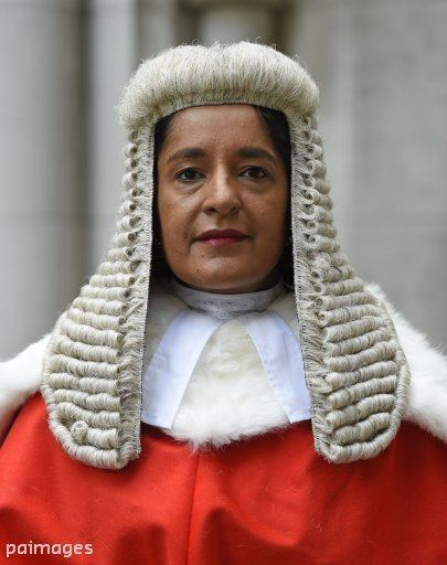 Bobbie Cheema-Grubb PA Images on Twitter quotMrs Justice Bobbie CheemaGrubb sworn in as