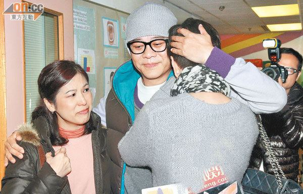 Bobby Au-yeung Bobby Au Yeung Discharges from Hospital Emotionally Thank his Wife