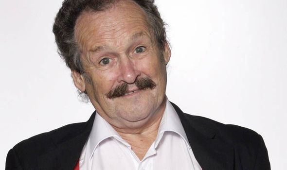 Bobby Ball Comedian Bobby Ball hopes to lien up church sermons with
