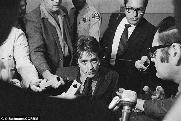 Bobby Beausoleil Charles Manson follower Robert Beausoleil could be considered for