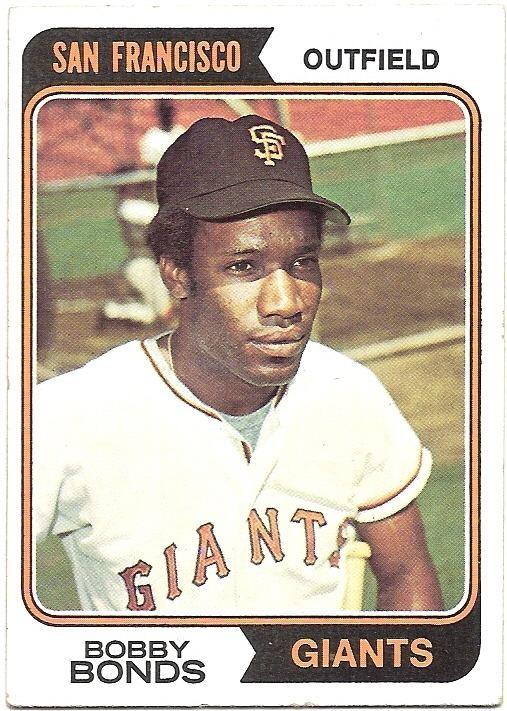 Bobby Bonds Bobby Bonds MLB39s 1st 4040 Man Sorry Jose Punky G