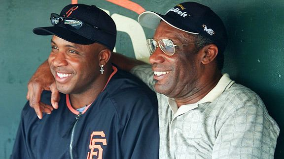 Bobby Bonds Father39s Day and Baseball The Baseball Journal