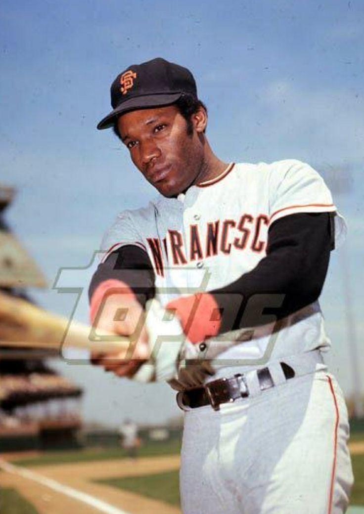 Bobby Bonds Bobby Bonds San Francisco Giants Baseball Pinterest