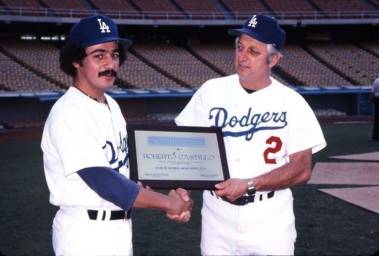 Bobby Castillo Remembering Bobby Castillo 19552014 Dodger Insider
