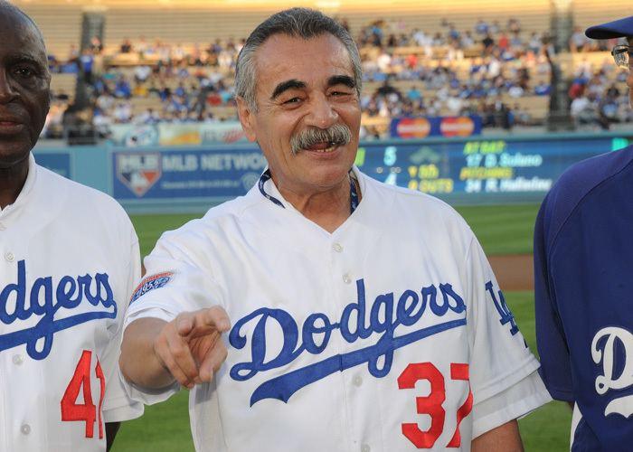 Bobby Castillo DODGERS RIP Bobby Castillo