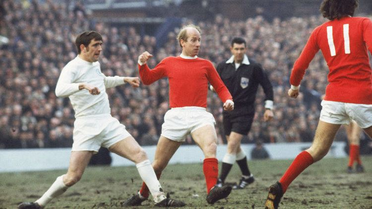 Bobby Charlton Sir Bobby Charlton Honouring a Manchester United and England legend