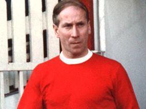 Bobby Charlton Bobby Charlton stands for games great values Football Sport