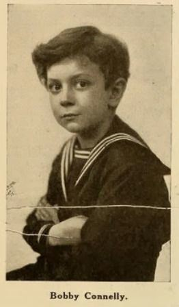 Bobby Connelly Bobby Connelly was a child actor of silent films He is one of the