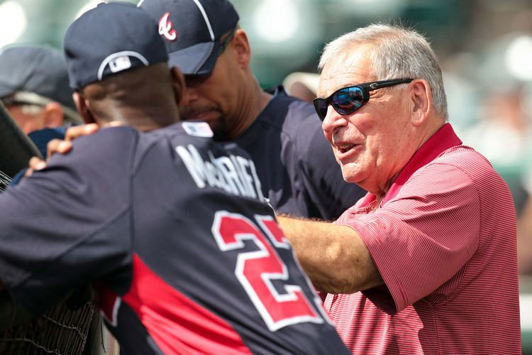 Bobby Cox Bobby Cox can39t stay away from the team he loves