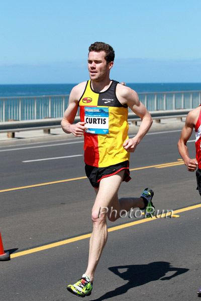 Bobby Curtis (runner) Interview with Bobby Curtis Our Top American male