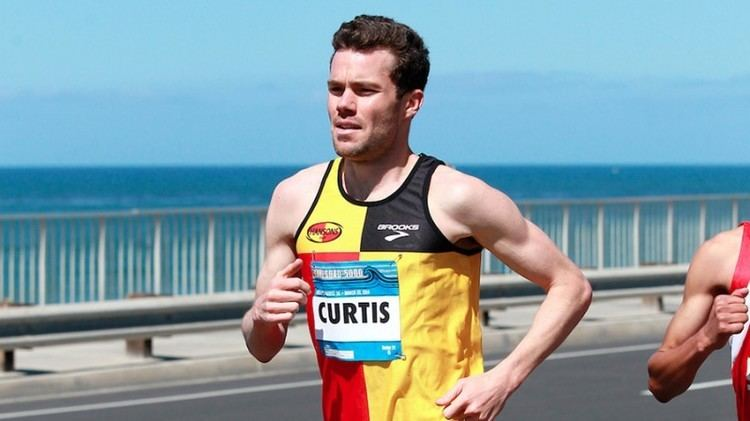 Bobby Curtis (runner) Steady Progress Exclusive Interview With Bobby Curtis