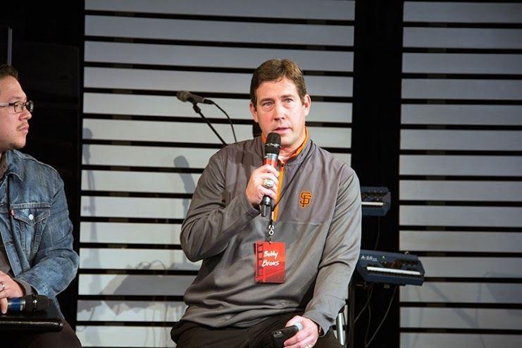 Bobby Evans (baseball) San Francisco Giants GM Bobby Evans Shares How God Allows Him To