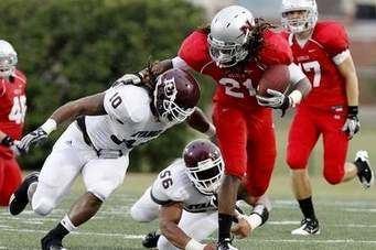 Bobby Felder 2012 NFL Draft Nicholls State University Cornerback Bobby Felder