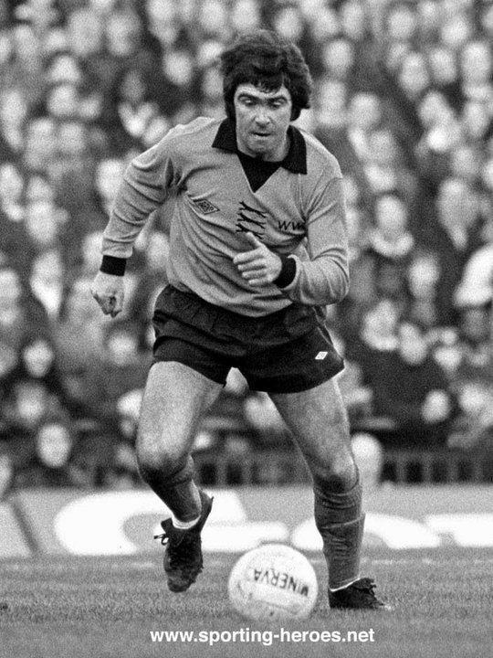 Bobby Gould Bobby GOULD League appearances Wolverhampton Wanderers FC