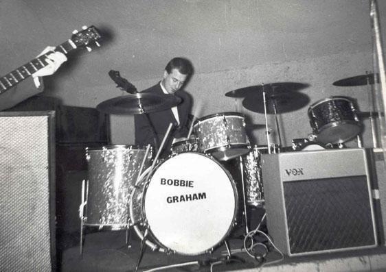 Bobby Graham (musician) Bobby Graham Dies News Clash Magazine