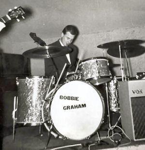 Bobby Graham (musician) Bobby Graham Mike Dolbear