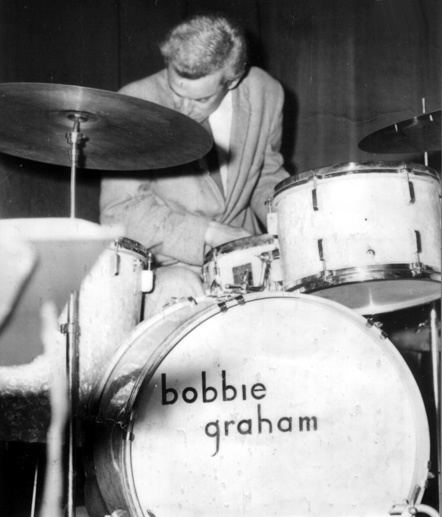 Bobby Graham (musician) Bobby Graham Session Drummer Extraordinary RIP