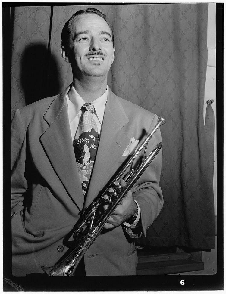 Bobby Hackett Portrait of Bobby Hackett Paramount Theater New York