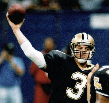 Bobby Herbert Former New Orleans Saints quarterback Bobby Hebert took