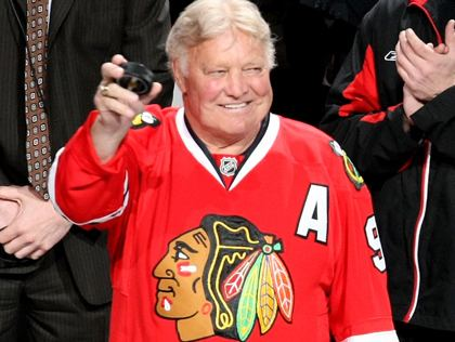 Bobby Hull Chicago39s Forgotten WifeBeater Deserves the Same Fate as