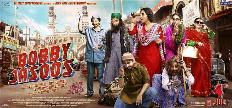 Bobby Jasoos Box Office Collection India Movie Total Business