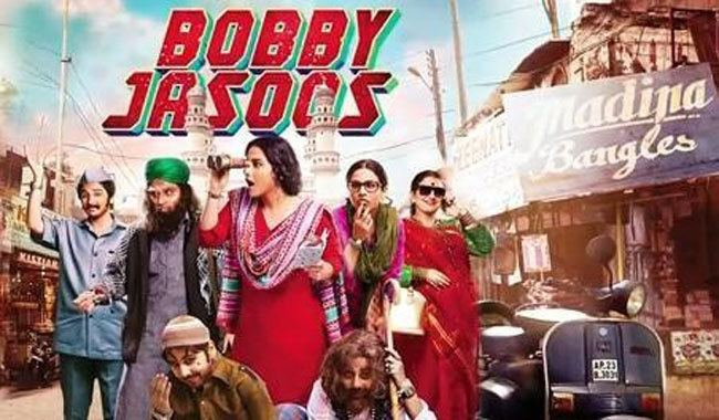 Bobby Jasoos review Actress Vidya Balan comes to fore again Zee