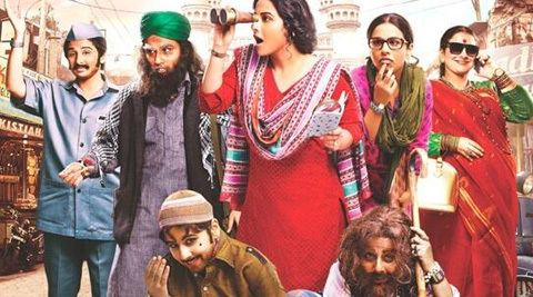 Review Bobby Jasoos works till the time Vidya Balan gets to lead