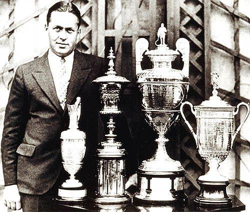 Bobby Jones (golfer) Bobby Jones The Essence of Golf Hank Johnson School of