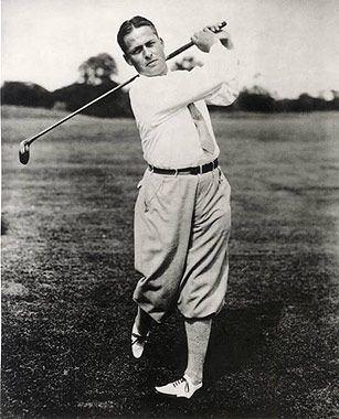 Bobby Jones (golfer) Famous Bobby Jones Golf Quotes QuotesGram
