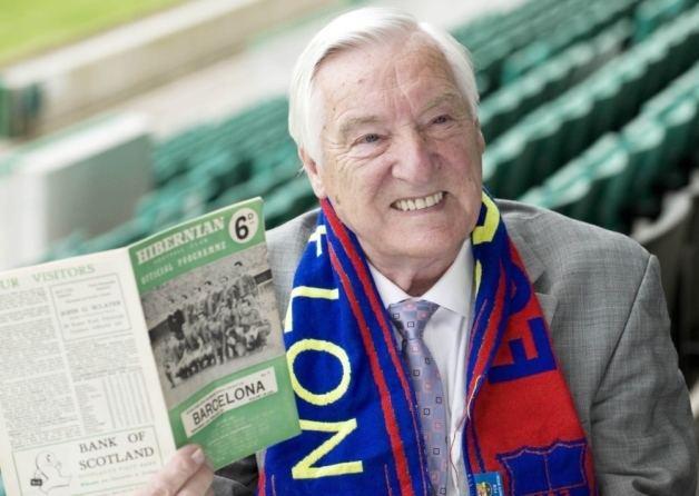 Bobby Kinloch BOBBY KINLOCH OBITUARY Football Hibs History Hibernian