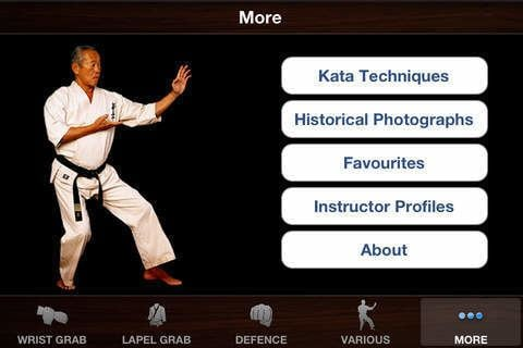 Bobby Lowe My Kyokushin Life Shihan Bobby Lowe on the App Store
