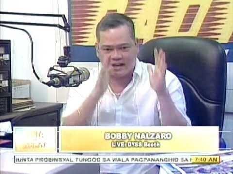 Bobby Nalzaro Bobby Nalzaro DYSS 81512 YouTube