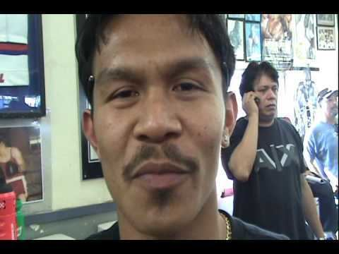 Bobby Pacquiao Bobby Pacquiao says Ana Julaton has a good style in boxing