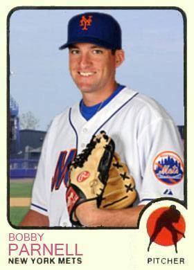 Bobby Parnell Ultimate Mets Database Bobby Parnell