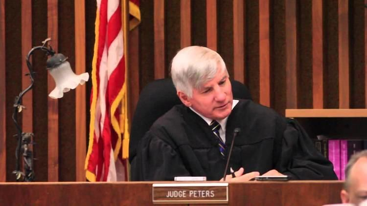 Bobby Peters Video Judge Bobby Peters reminds jurors to remain impartial YouTube