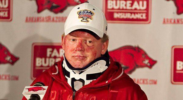 Bobby Petrino Western Kentucky Looks at Future Not Bobby Petrino39s