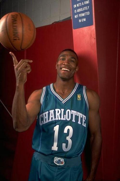Bobby Phills Ballislifecom Charlotte Hornets Bobby Phills