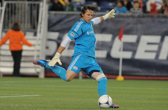 Bobby Shuttleworth Former Bull Bobby Shuttleworth Excelling In MLS Buffalo