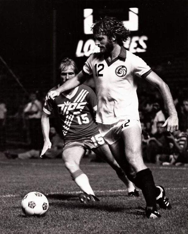 Bobby Smith (soccer) NASL