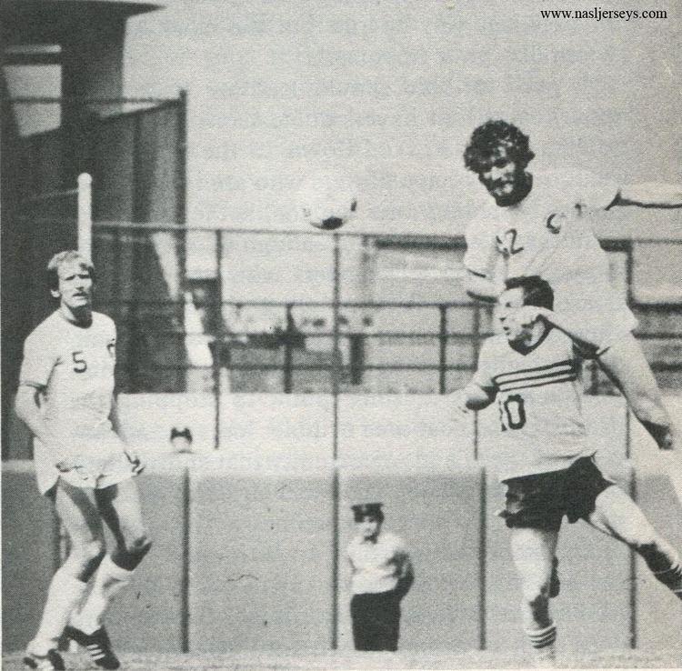 Bobby Smith (soccer) NASLKeith Eddy