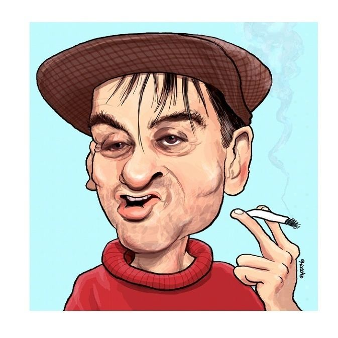 Bobby Thompson (comedian) Bobby Thompson Caricature North East Gifts
